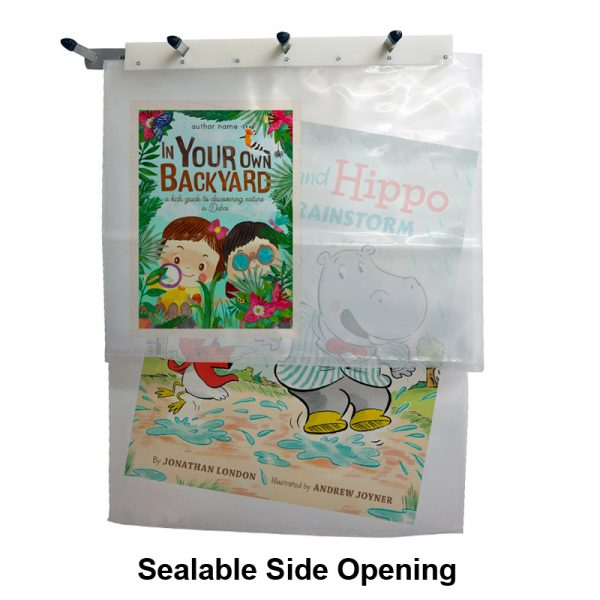 Sealable Side Opening Job Bag