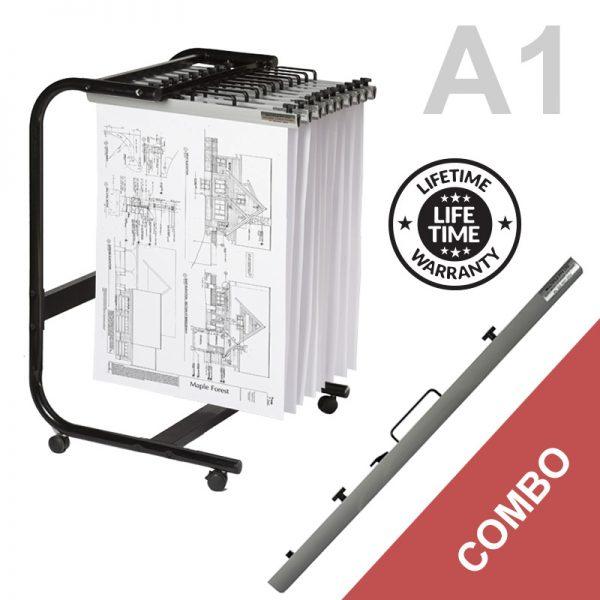 A1 Plan Rack Combo