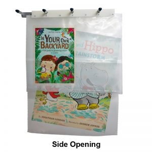 Side Opening Job Bag (Big Book)